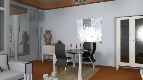 Modern look - Modern - Dining room - by ioanavladut7