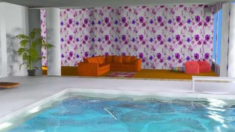 Pool - Modern - Garden - by livvy651