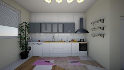 kitchen side 3 - Kitchen - by Medina Touch