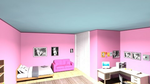 mulu - Country - Bedroom - by sips one