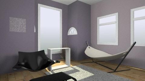 Random Sh t - Minimal - Living room - by elprisoner