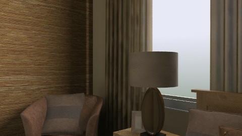 Stripes - Vintage - Bedroom - by rocknroll53