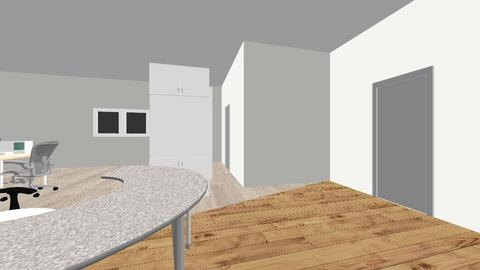 Nowe biuro - Office - by Joanna6640