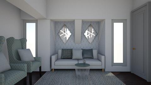 Diamonds - Modern - Living room - by XiraFizade