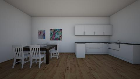 Kitchen - by 123aimz