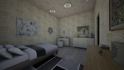 bardi - Vintage - Bedroom - by Prinzess