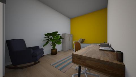 Bedroom 1  - Vintage - Bedroom - by Linduh
