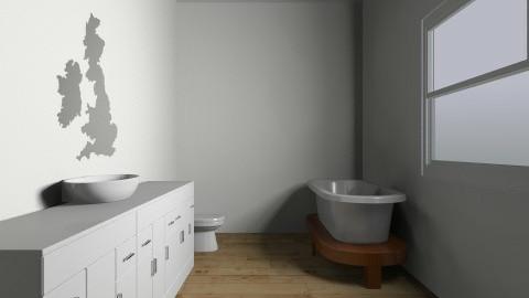 bedroom - Modern - Bathroom - by tianna121