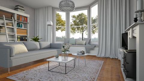 Classic Dutch House - Living room - by MandyB84