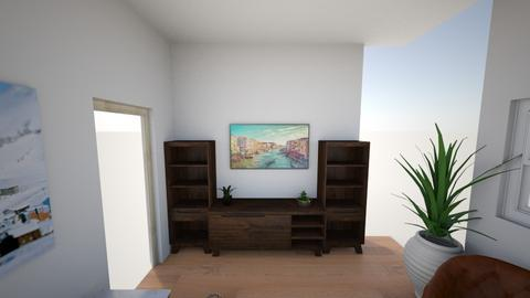 Seed to Stem Living Room  - Modern - Living room - by meghanmulv