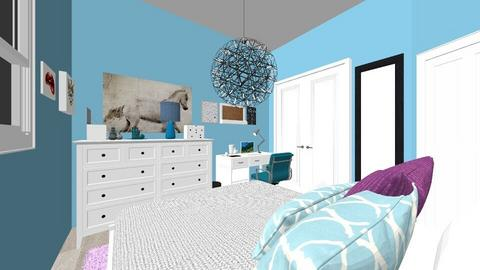 SSS2 - Bedroom - by carmenouloulou