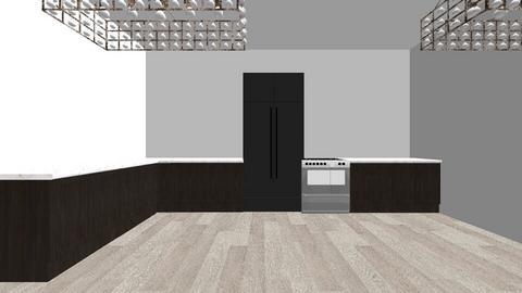 Kitchen - by jjone09