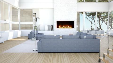 Living Room SAS - Living room - by mariescorner