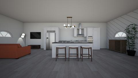 FACS 4 kitchen - Kitchen - by carleebirg