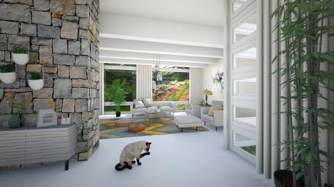Wren - Modern - Living room - by Saharasaraharas