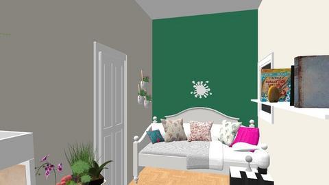 ES actual room - Bedroom - by LexieB123