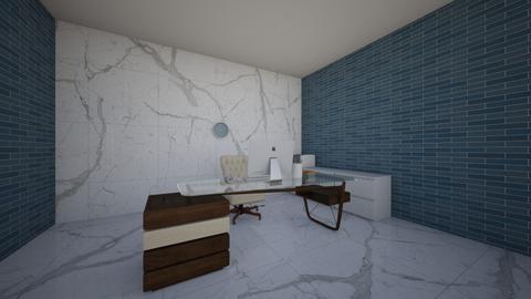 modern office - Modern - Office - by zaryah