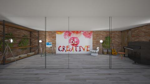 CitizenOAK_CreateRecSpace - by BeautifulB