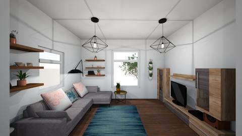 99 Knowland 1 - Living room - by rachelbbridge