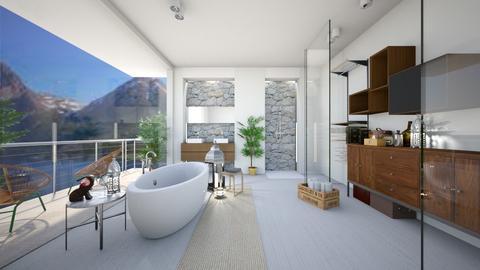 bathroom10 - Bathroom - by rungsimas