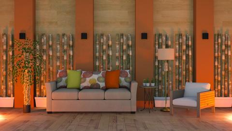 Sahara Colors - Global - Living room - by millerfam