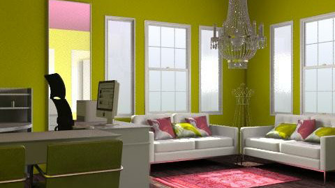 my future office as a fashion designer - Glamour - Office - by juicygirl