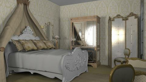 royal - Glamour - Bedroom - by trees designs