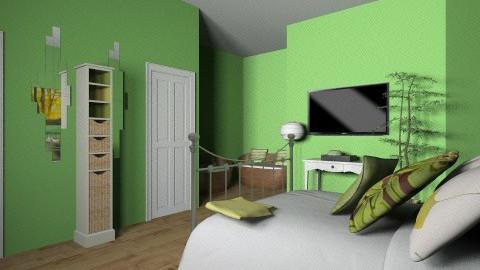 the hampton bedroom 5 - by tinkerem91900