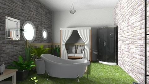 outdoor bathroom - Global - Bathroom - by aquifina