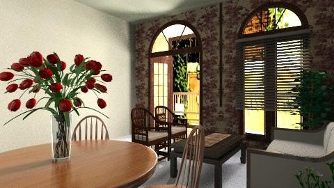 lil anc 50s - Retro - Living room - by Veny Mully
