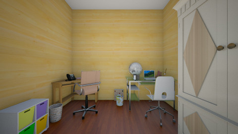 The Vintage Office  - Vintage - Office - by GABRIELLE HEMME