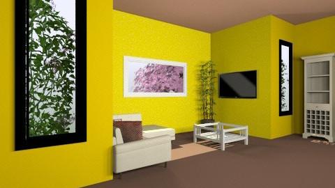 tv room - Living room - by Tatjanaa Linsenn
