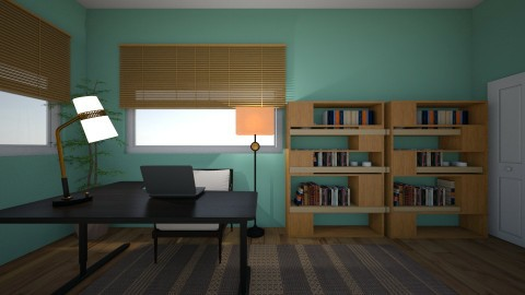 minimal office - Minimal - Office - by kla