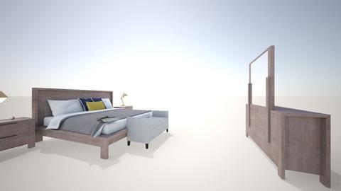 bohemian  - Minimal - Bedroom - by Eden Watts