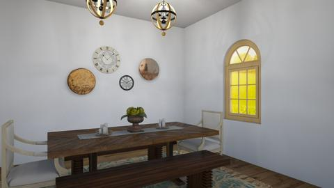 Country Dining - Dining room - by hlk