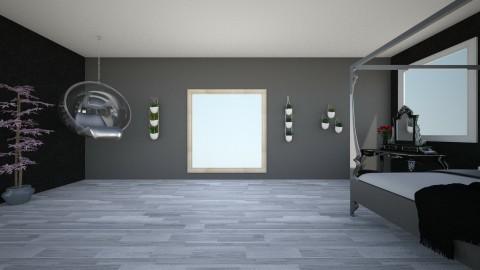 my bedroom - by dominikapawlak16