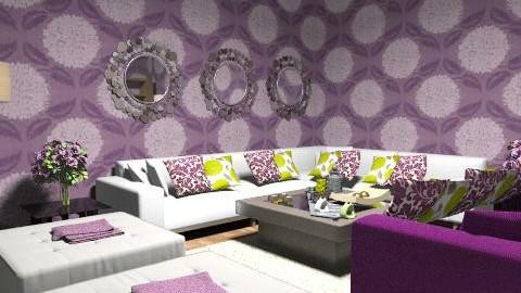 A room - by samahir