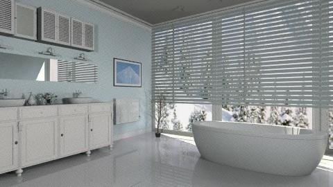 Lupe - Minimal - Bathroom - by deleted_1566988695_Saharasaraharas