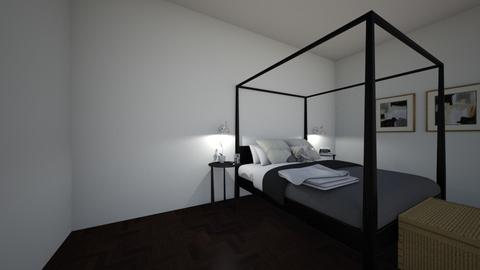 edgy - Bedroom - by Sadiesct