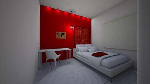 Quarto Thami - Bedroom - by Alexandra Alecrim Martini
