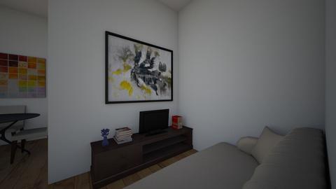 Living Room 1 - Living room - by Amiya9780