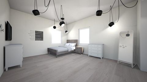 sprut - Bedroom - by helenav35