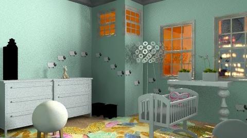 Lia's Nursery - Kids room - by novica