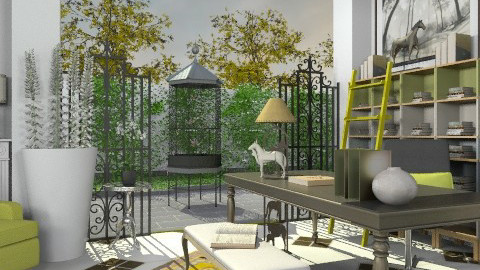 Bloomsbury - Eclectic - Office - by du321