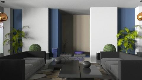 Office lobby 1 - Modern - Office - by monicasabile