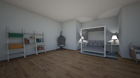 cassidys dream room - Modern - Bedroom - by med095