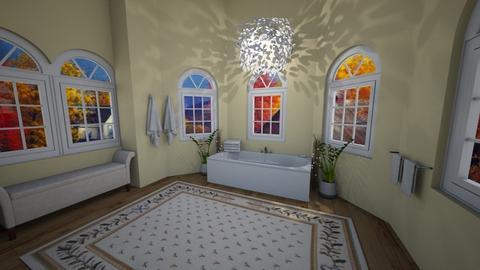 Designer Bathroom - Bathroom - by katherinehartman