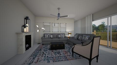 Sorano - Retro - Living room - by Daisy de Arias