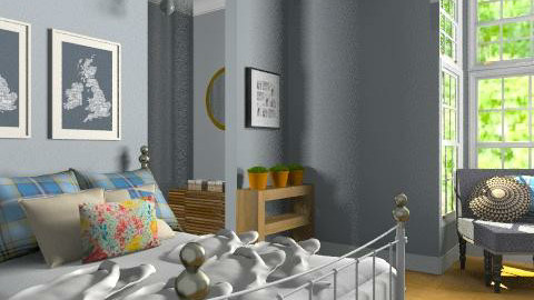Vintage Revolution - Vintage - Bedroom - by Carliam
