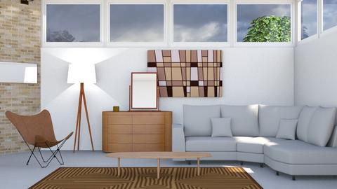 Modern Lens - Modern - Living room - by Gurns